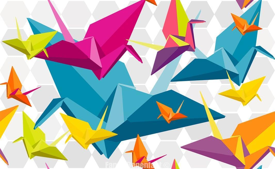 Origami Moonstruck