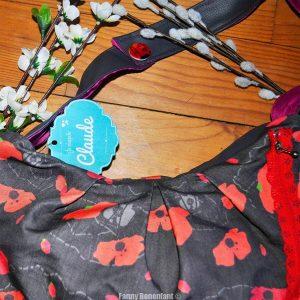 fanny bonenfant illustration design textile koala sac purse