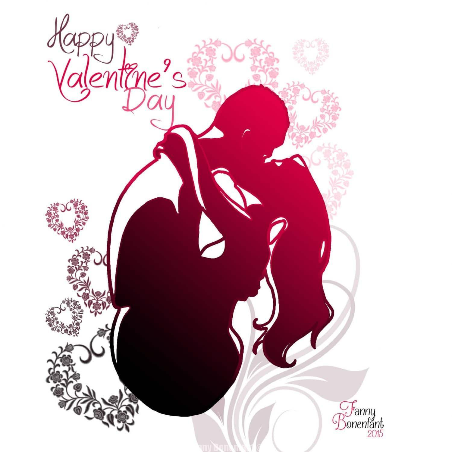 Happy Valentine's Day – Joyeuse Saint Valentin