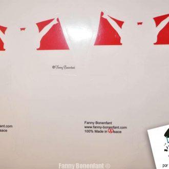 Sticker édition limitée pin-up Alsace  – Fanny Bonenfant