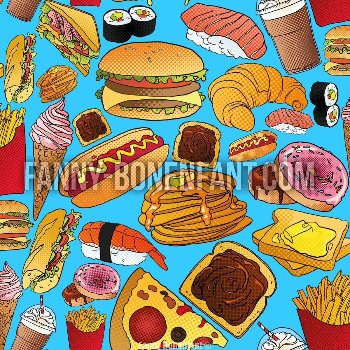 Copieux Pop Art Snack