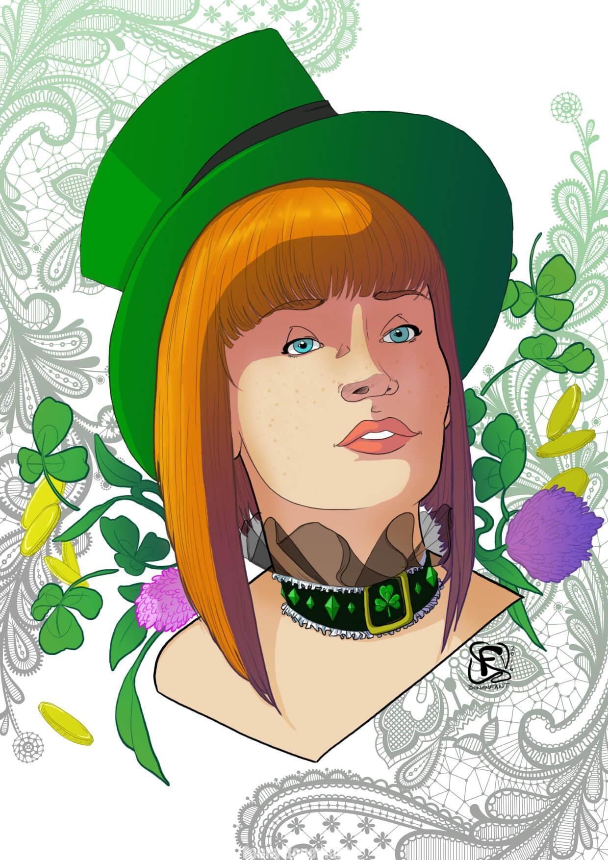 La Saint Patrick 2016 va être artistique !