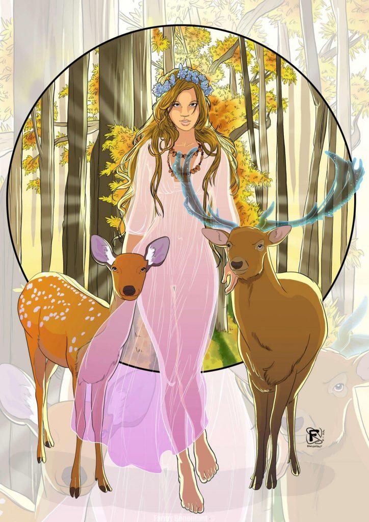 Zodiac Sign : Virgo - Signe du zodiaque : Vierge