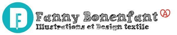 Fanny Bonenfant illustrations et design textile en Alsace