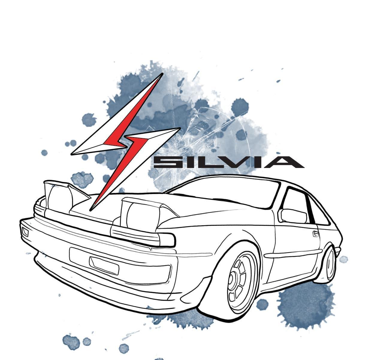 Voiture Nissan Silvia 12