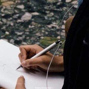Ma «drawing playlist» pour dessiner en musique