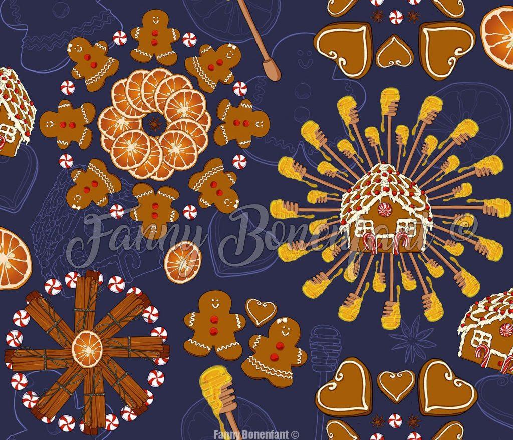 https://www.spoonflower.com/fabric/6983210-kaleidoscope-gingerbread-by-fanny-bonenfant