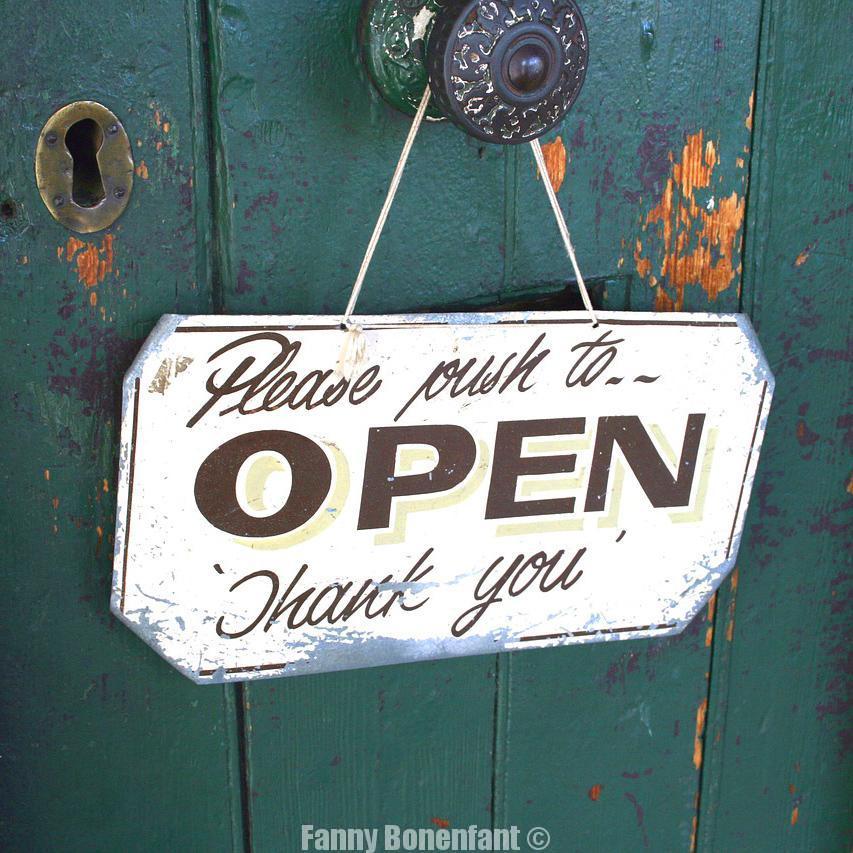 Prochainement ouverture de la boutique en ligne