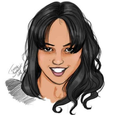 Portraits Quizz Women 1 par Fanny Bonenfant illustration et design Michelle Rodriguez Leti
